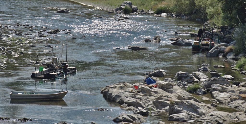 Ruby Creek Watershed Mining Study Published